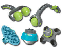 Petwell Pet Massage Products